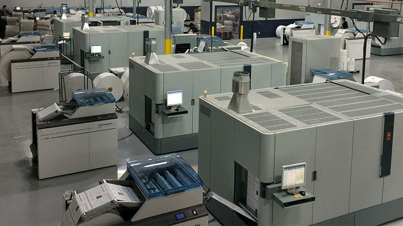 Access Direct Printing Equipment