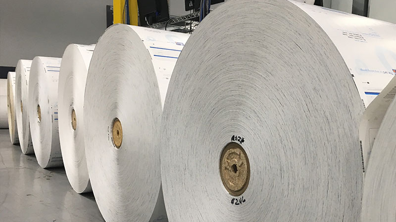 printing paper rolls