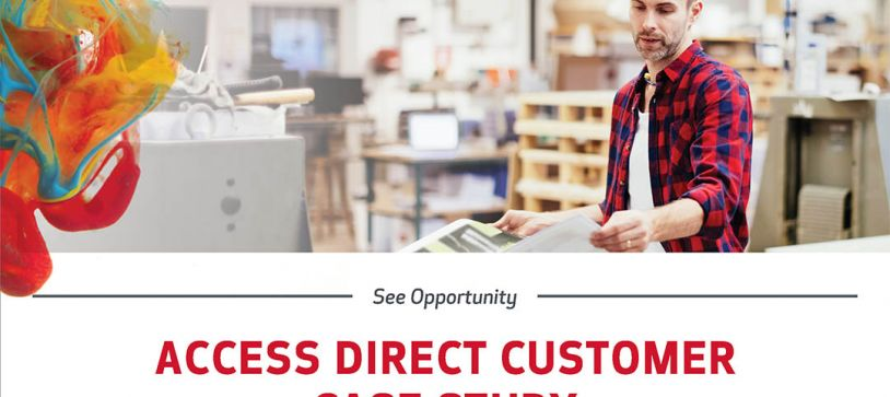 Access Direct Customer Case Study